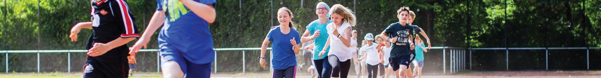 Leichtathletik Abzeichen mit Paul-Gerhardt-Schule