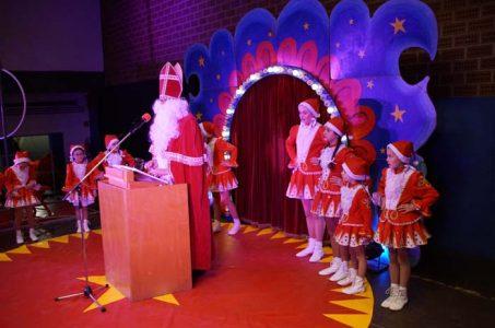 Traditionelle TuS Kinder Nikolausfeier